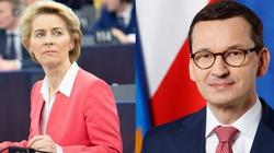 Morawiecki przekonał Komisję? Niemiecka prasa: UE ukarze kogo innego - miniaturka
