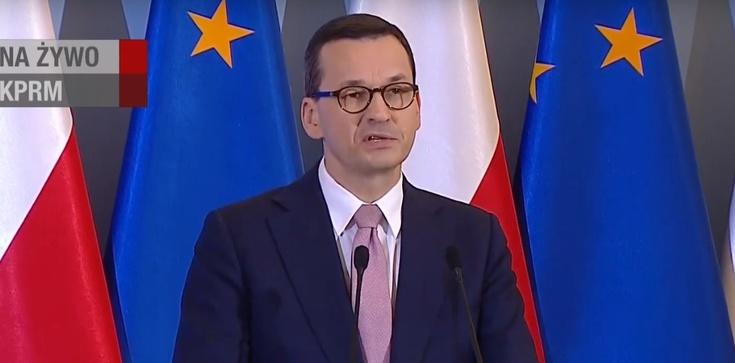 'FAZ' atakuje premiera Morawieckiego: Pogarsza stosunki z UE  - zdjęcie
