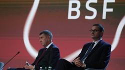 Premier Morawiecki na spotkaniu BSF: Europa Środkowa jest obwiniana, bo się rozwija, bo stajemy się bardziej konkurencyjni  - miniaturka