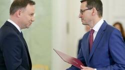 Morawiecki: Chcę jak najlepiej służyć Polsce i Polakom. 'Jest Pan moim premierem' - miniaturka