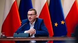 Premier Morawiecki: Niemiecki wymiar sprawiedliwości chronił zbrodniarzy - miniaturka