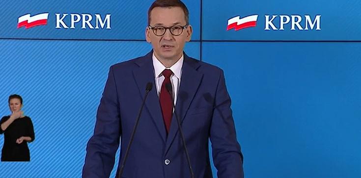 Premier Morawiecki: Wygramy z kryzysem! Polska wróci na ścieżkę wzrostu - zdjęcie