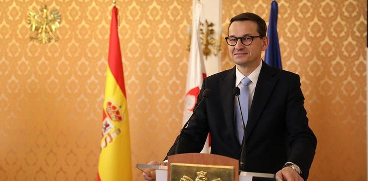 Premier: Przez co najmniej 10 lat Polska będzie wielkim planem budowy - zdjęcie