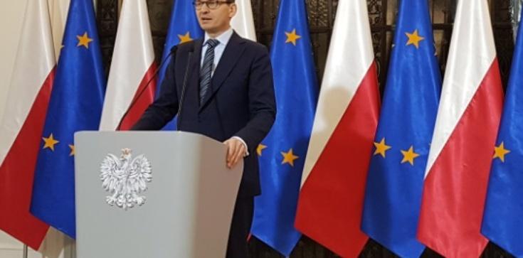 Mateusz Morawiecki: Nie ma naszej zgody na odszkodowania za Niemieckie zbrodnie - zdjęcie