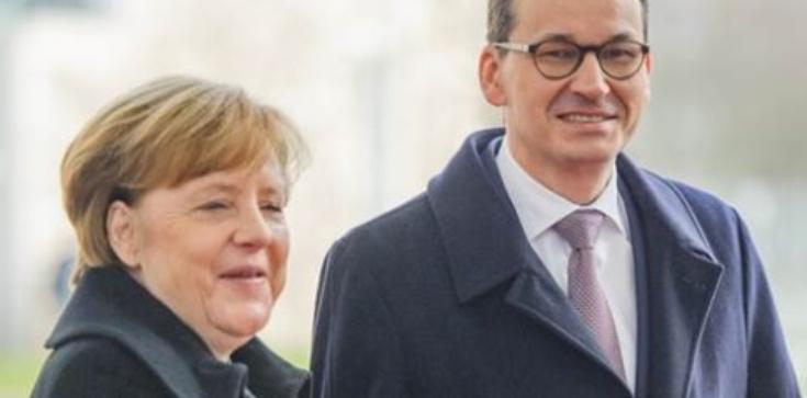 Trump się wycofał, ale... do Polski nieoczekiwanie przyjeżdża Merkel - zdjęcie