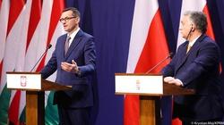 Morawiecki i Orban: To może doprowadzić do rozpadu Unii Europejskiej - miniaturka