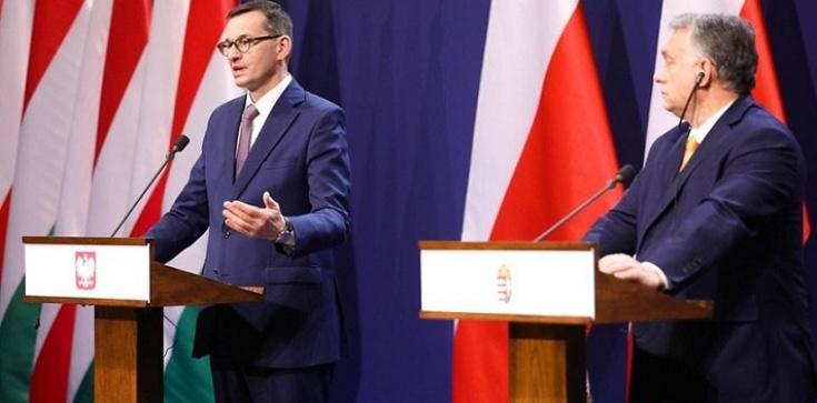 Spotkanie Morawiecki - Orban. ,,Mamy szanse na zwycięstwo'' - zdjęcie