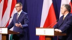Morawiecki i Orban: Eskalacja mechanizmu praworządności może doprowadzić do rozpadu Unii Europejskiej - miniaturka