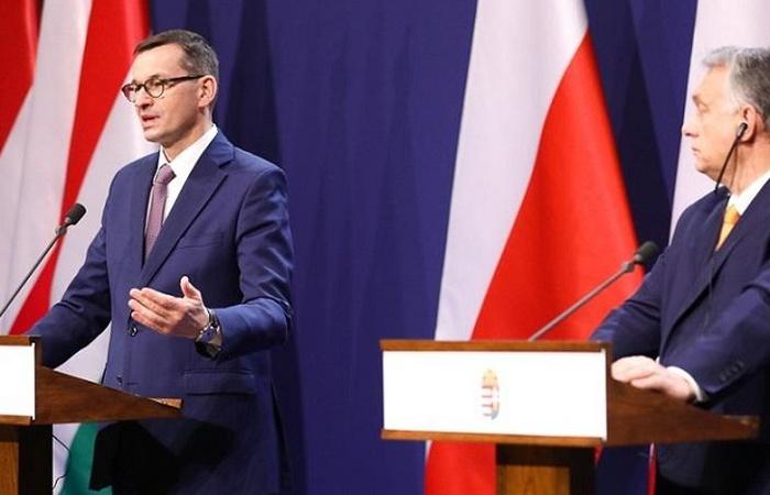 Spotkanie premierów Polski i Węgier: Porozumienie budżetowe musi być zgodne z traktatami i ustaleniami z lipca - zdjęcie