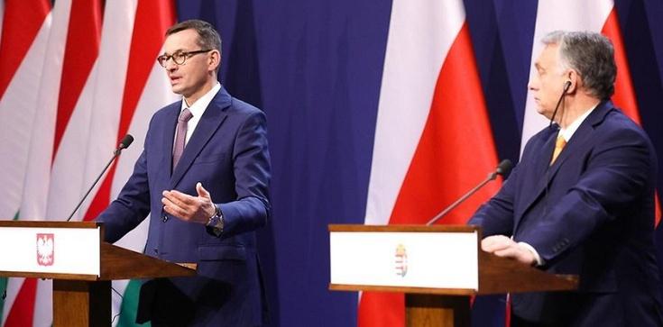 Morawiecki i Orban: Eskalacja mechanizmu praworządności może doprowadzić do rozpadu Unii Europejskiej - zdjęcie