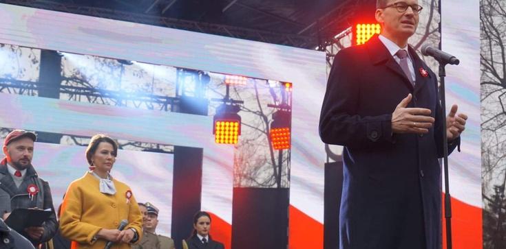 Mateusz Morawiecki: Budujemy porozumienie ponad podziałami - zdjęcie