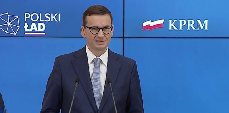 Premier o Tusku: My ściągamy VAT dla wspólnego dobra, on w tym czasie haratałby w gałę, a po ulicach biegali bandyci - zdjęcie