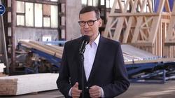 """Premier odpowiada Blinkenowi ws. ,,lex TVN'': """"Poważne państwo ma narzędzia, by wydawać zgody"""" - miniaturka"""
