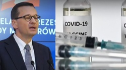 Premier Morawiecki pisze do premier Danii ws. odkupienia niewykorzystanych szczepionek Johnson&Johnson - miniaturka