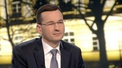 Morawiecki: Podniesiemy kwotę wolną od podatku - miniaturka
