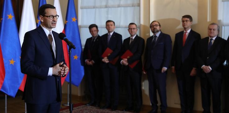 Premier powołał kierownictwo KPRM. Znamy nazwiska! - zdjęcie