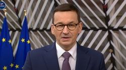 Morawiecki: Polska gospodarka już wkrótce odzyska wigor i zacznie wzrastać - miniaturka