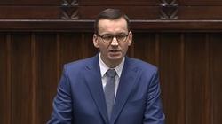 Premier: Polska z najniższym spadkiem PKB w Unii po koronawirusie - miniaturka