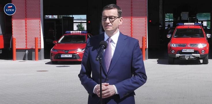 Premier o wyborach w Rzeszowie: To znacznie słabszy wynik kandydata opozycji niż w 2018 - zdjęcie