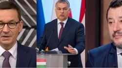 W czwartek spotkanie Morawieckiego, Orbana i Salviniego w Budapeszcie - miniaturka