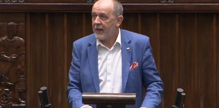 Jan Mosiński o projekcie ws. mandatów: Będę go bronił - zdjęcie