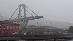 Włochy: Co najmniej 30 ofiar zawalenia wiaduktu. Przerażające zdjęcia - miniaturka