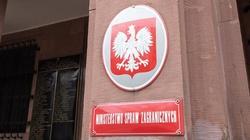 ,,Persona non grata'' - Polska odpowiada Rosji na wydalenie dyplomatów - miniaturka