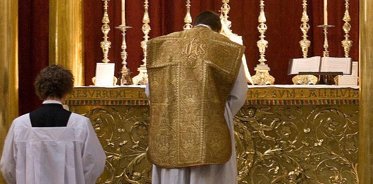 Diecezja Warszawsko-Praska zawiesza odprawianie Mszy Trydenckiej - zdjęcie