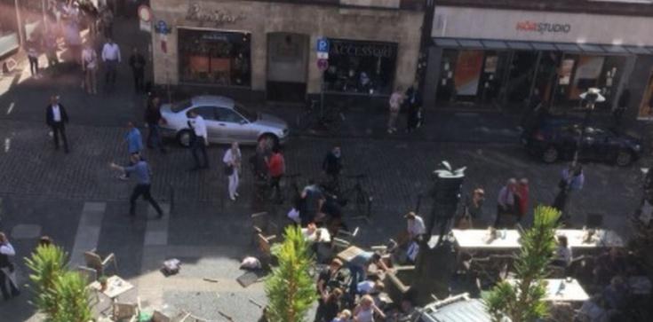 Atak w Muenster. Znamy tożsamość sprawcy - zdjęcie