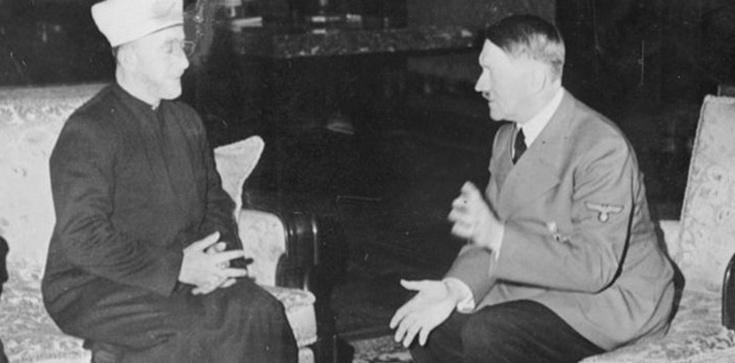 Wielki mufti Jerozolimy przyczynił się do Holocaustu Żydów - zdjęcie