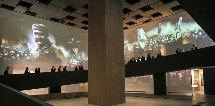 Uroczyste otwarcie Muzeum Józefa Piłsudskiego w Sulejówku - zdjęcie