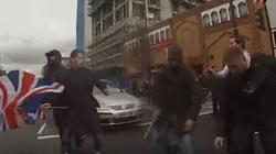 Londyn: Brutalny atak muzułmanów na Brytyjczyków! - miniaturka