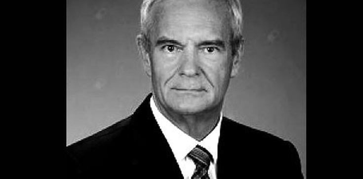 Zmarł Jerzy Derkacz, były senator PSL III kadencji - zdjęcie