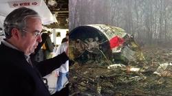 Amerykański naukowiec o Smoleńsku: W przypadku takiej katastrofy samolot powinien rozbić się na 3-4 części - miniaturka