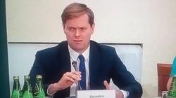 Poseł Krajewski nie wytrzymał: Zembaczyński jest zwykłym chamem - miniaturka