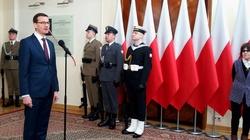 Morawiecki: Prawda jest naszą tarczą - będziemy jej wierni - miniaturka