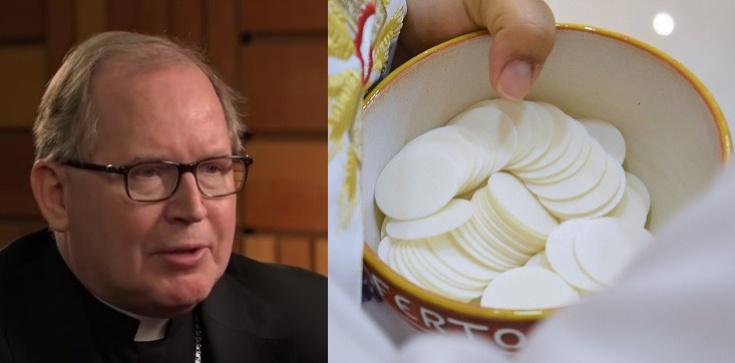 Kardynał Eijk: Odpowiedź Ojca Świętego w kwestii Komunii dla luteranów jest całkowicie niepojęta! - zdjęcie
