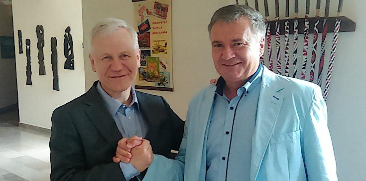Krzysztof Kawęcki zastąpił Marka Jurka i stanął na czele Prawicy Rzeczypospolitej - zdjęcie