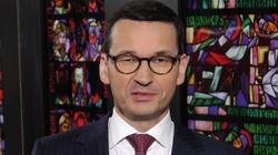 Premier złożył życzenia wiernym Kościołów Wschodnich - miniaturka