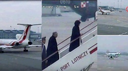 Ujawniono nieznane nagranie Tu-154M z 10 kwietnia 2010 r. - miniaturka