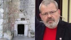 Prof. Aleksander Nalaskowski dla Frondy: Ziemia Święta to absolutnie Piąta Ewangelia. Tam wciąż rodzi się Jezus - miniaturka