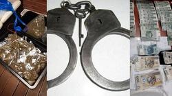 120 kg narkotyków i kolejne aresztowania w Warmińsko-Mazurskim - miniaturka
