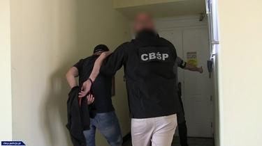 Policja rozbiła polsko-egipski gang handlarzy narkotyków - miniaturka