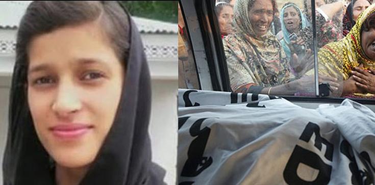 Nastolatka spalona żywcem, ponieważ nie chciała wyjść za mąż za starszego mężczyznę  - zdjęcie