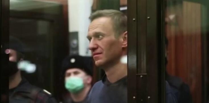 Nawalny przerywa protest głodowy - zdjęcie