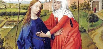Po co Maryja poszła do Elżbiety?