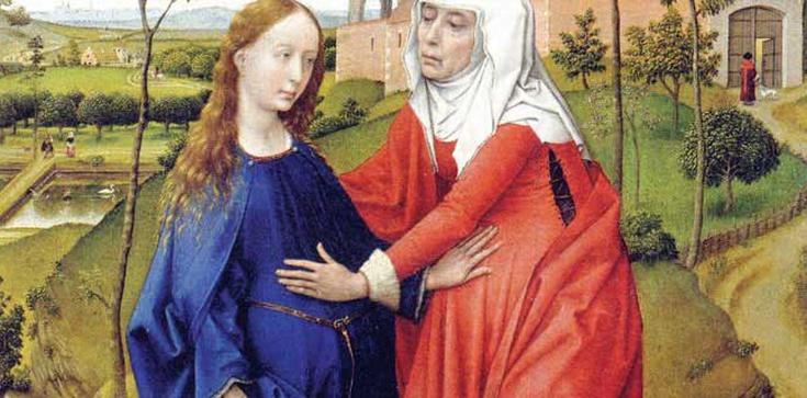 Po co Maryja przyszła do Elżbiety? Dziś Święto Nawiedzenia NMP - zdjęcie
