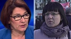 Beata Mazurek ostro o Kai Godek: To nie ona będzie decydować o procedowaniu ustawy - miniaturka