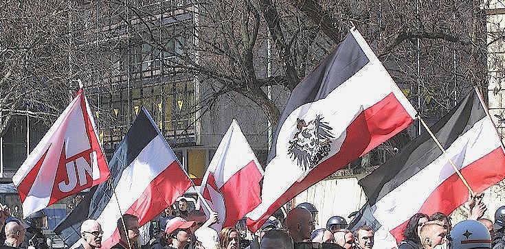 Setki neonazistów na ulicach Berlina. Gdzie jest teraz Verhofstadt?! - zdjęcie