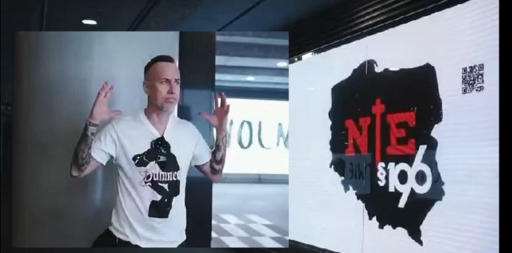 Selin o nowej kampanii Nergala: Działania tego pseudoartysty to nie jest wolność słowa - zdjęcie